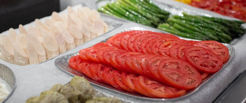 Salad Bar & Side Dishes